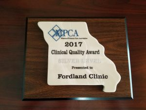 Clinic Quality Award