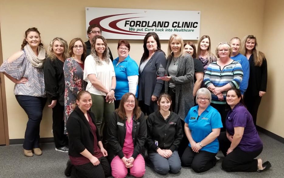 Fordland Clinic Employees